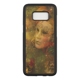 Carnival - New Orleans Mardi Gras Splendor Carved Samsung Galaxy S8 Case