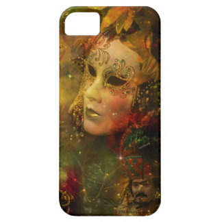 Carnival - New Orleans Mardi Gras Splendor iPhone 5 Cover