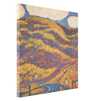 Carnival of Autumn, 1908-9 Stretched Canvas Prints