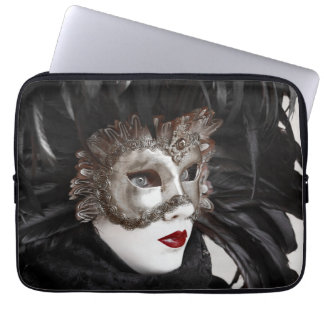 Carnival of Venice Laptop Sleeve