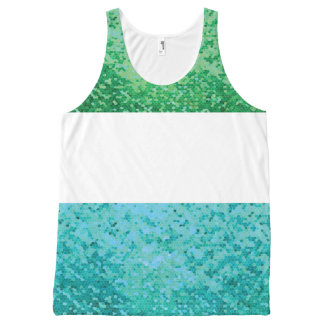 Carnival (Pool version) Unissex All-Over-Print Tank Top