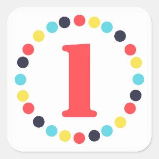Carnival Stickers {square}