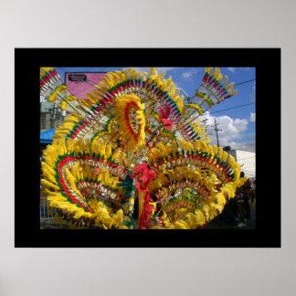Carnival Trinidad 2010 Poster