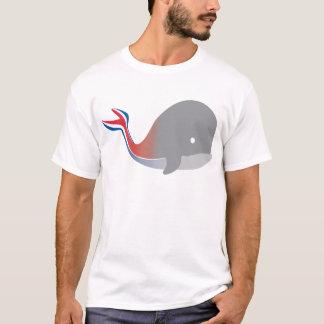 Carnival Whale Tail Cartoon Cruise T-Shirt