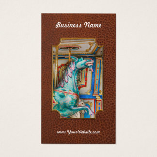 Carnival - Year of the dragon Business Card