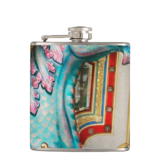 Carnival - Year of the dragon Hip Flask