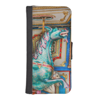 Carnival - Year of the dragon iPhone SE/5/5s Wallet Case