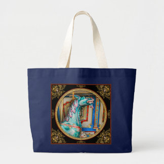 Carnival - Year of the dragon Large Tote Bag