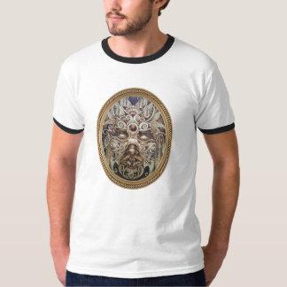 Carnivale Masque - Loose Ringer T-Shirt