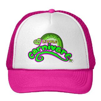 carnivore trucker hat