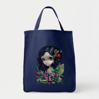 Carnivorous Bouquet Fairy Bag lowbrow gothic art
