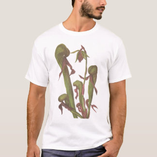 Carnivorous Plant - Darlingtonia californica T-Shirt