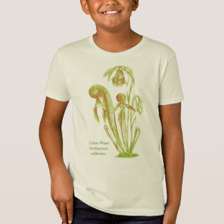 Carnivorous Plant Flower T-Shirt