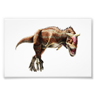 Carnotaurus Gift Awesome Carnivorous Dinosaur Photo
