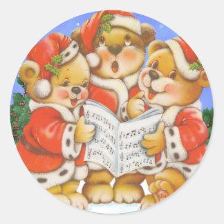 Carol Bears - Sticker Sheet