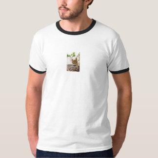 Carol + Christian's Wedding Men's Ringer T-shirt