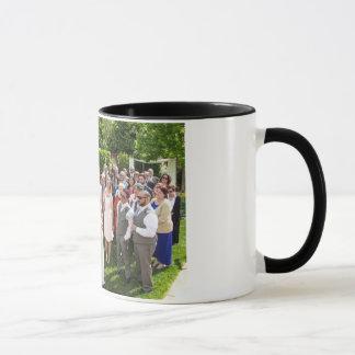 Carol + Christian's Wedding Mug