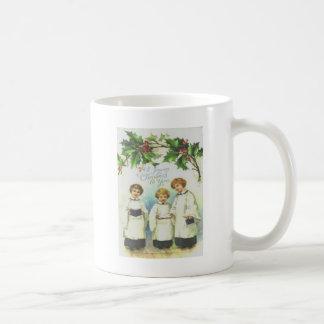 Carolers Coffee Mug