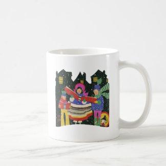 Carolers Mugs