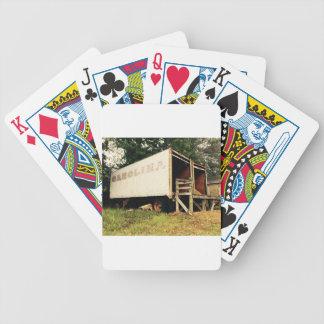 Carolina Bicycle Playing Cards