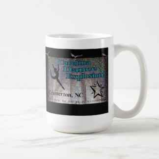 Carolina Dance Explosion! Coffee Mug
