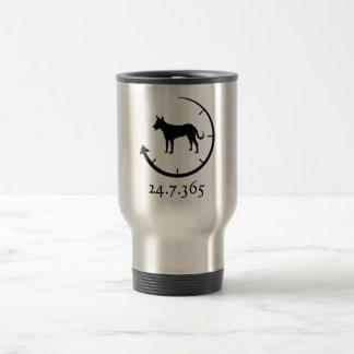 Carolina Dog Travel Mug