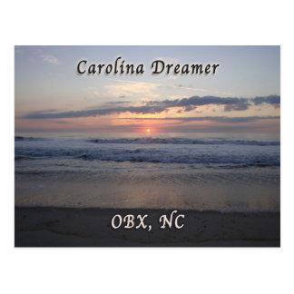 Carolina Dreamer OBX NC Sunrise Postcard