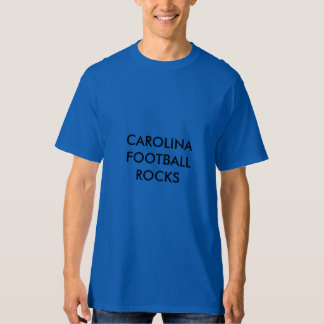 Carolina Football Tee Shirt