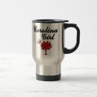 Carolina Girl Travel Mug