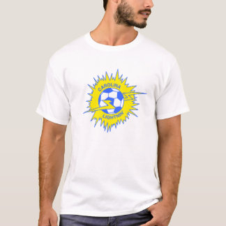 Carolina Lightnin' Soccer T-Shirt