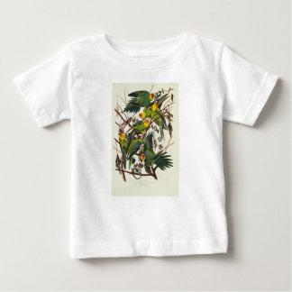 Carolina Parrot - John James Audubon (1827-1838) Baby T-Shirt