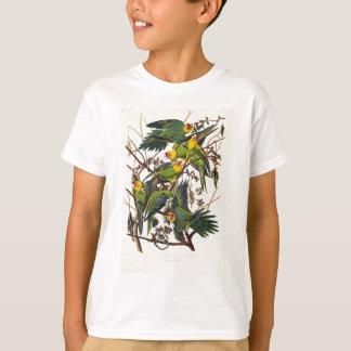 Carolina Parrot - John James Audubon (1827-1838) T-Shirt