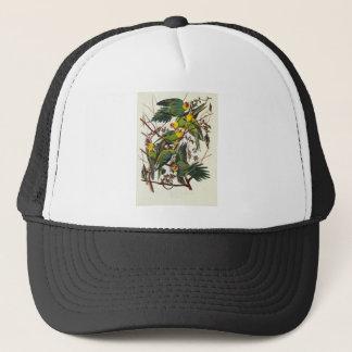 Carolina Parrot - John James Audubon (1827-1838) Trucker Hat