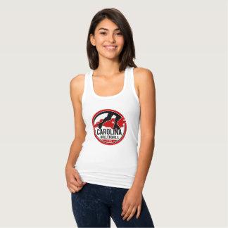 Carolina Rollergirls Women's tank top