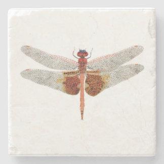 Carolina Saddlebags Dragonfly Coaster