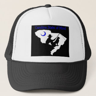carolina state of mind (2), Carolina State of Mind Trucker Hat