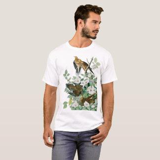 Carolina Turtle Dove, Birds of America by John Jam T-Shirt