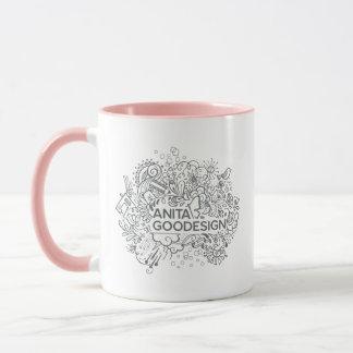 Carol's Doodles Mug