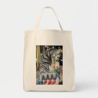 Carousal Horse 1 Tote Bag