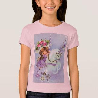 Carousel Girl Tshirt