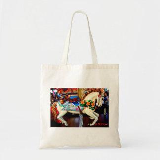 Carousel Horse - 1 Tote Bag