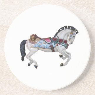Carousel Horse Coaster
