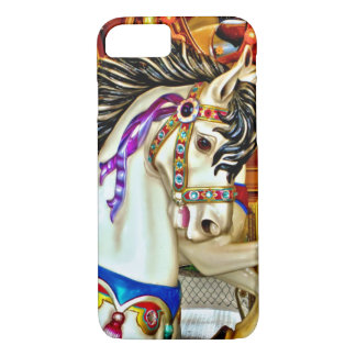 Carousel Horse iPhone 7 Case