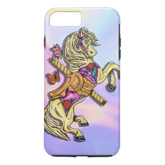 Carousel Horse iPhone 8 Plus/7 Plus Case