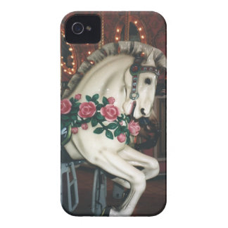Carousel Horse iPhone Touch Case iPhone 4 Case-Mate Cases