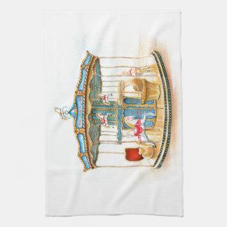 'Carousel' Kitchen Towel