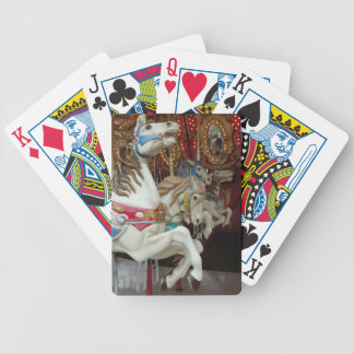 Carousel Ponies Playing Cards