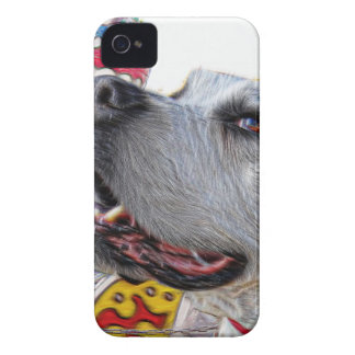 Carousel Ride iPhone 4 Cover