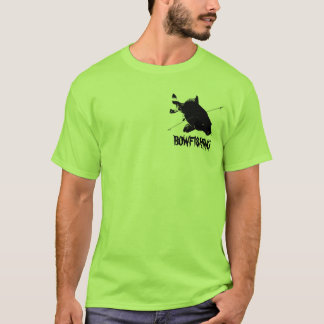 Carp Bowfishing T-shirt - Leave Your Pole At Home