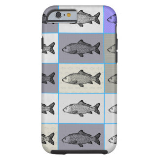 """Carp Carp Carp"" iphone case"